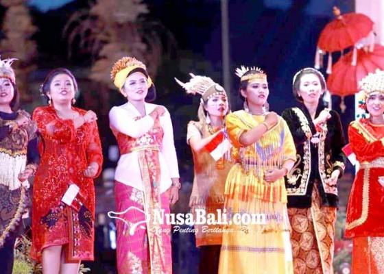 Nusabali.com - doa-bersama-merajut-kebangsaan-usai-pemilu-di-klungkung