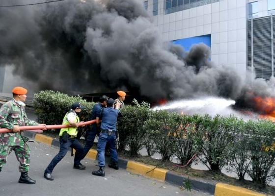 Nusabali.com - diduga-demo-bayaran-257-perusuh-ditangkap