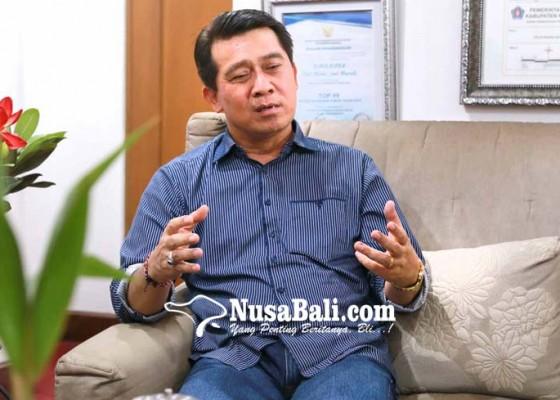 Nusabali.com - berhembus-isu-bupati-suwirta-dibajak-pdip