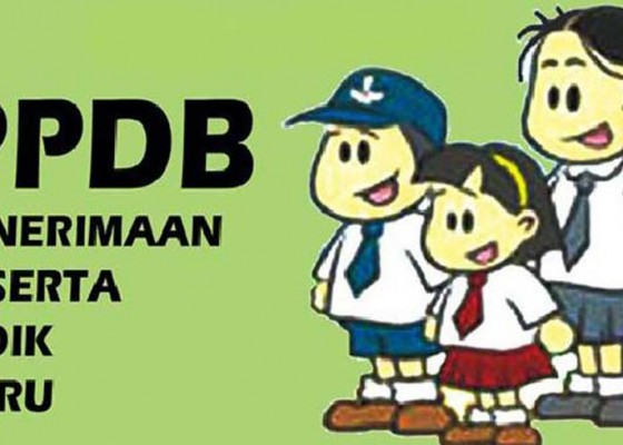 Nusabali.com - disdikpora-tegaskan-ppdb-sd-terapkan-sistem-zonasi
