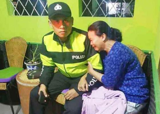 Nusabali.com - istri-ketua-kpu-cianjur-mengaku-disekap