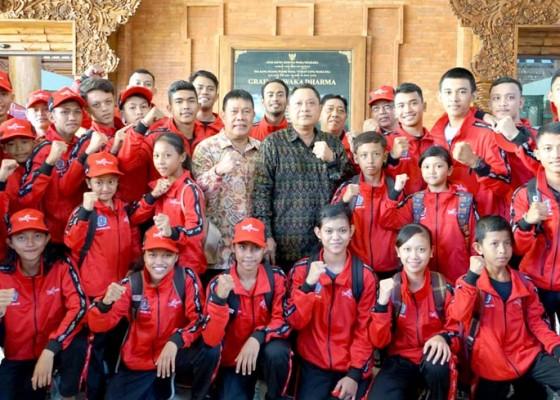 Nusabali.com - denpasar-yakin-juara-umum