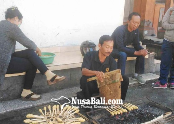 Nusabali.com - sate-mujair-khas-bangli-usaha-turun-temurun