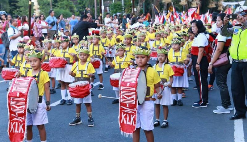 www.nusabali.com-gebyar-paud-warnai-bulan-pendidikan-di-klungkung