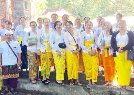 Nusabali.com - syukuran-kelancaran-pemilu-2019-whdi-petang-gelar-tirtayatra