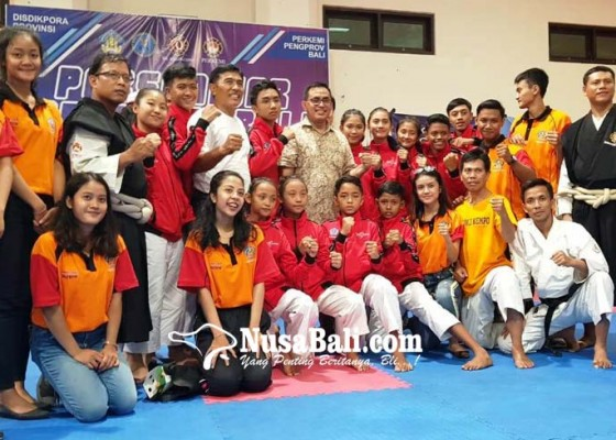 Nusabali.com - denpasar-juara-kempo