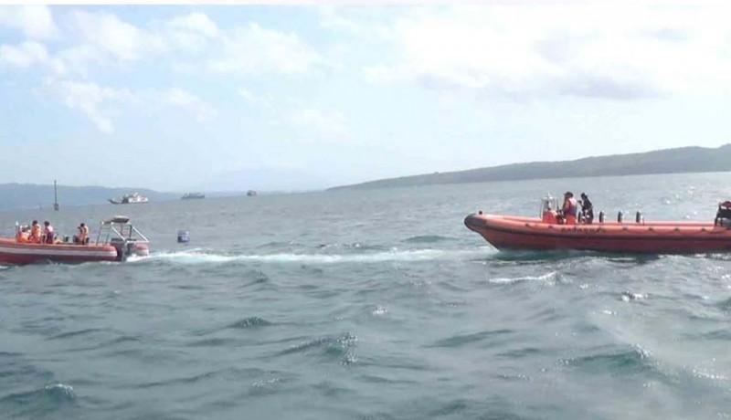 www.nusabali.com-petugas-gabungan-patroli-laut-di-selat-bali
