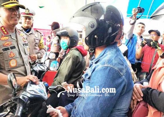 Nusabali.com - kabaharkam-polri-ingatkan-keselamatan-pelayaran
