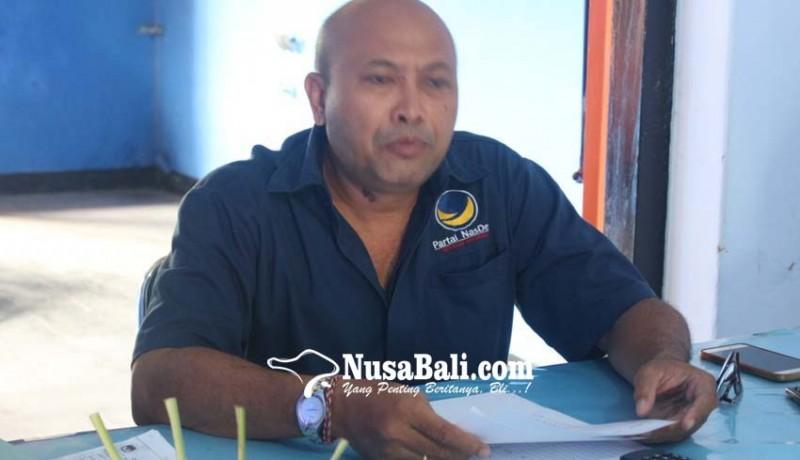 www.nusabali.com-nasdem-siap-pasang-badan-buat-dr-somvir
