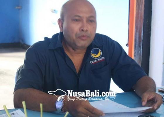 Nusabali.com - nasdem-siap-pasang-badan-buat-dr-somvir