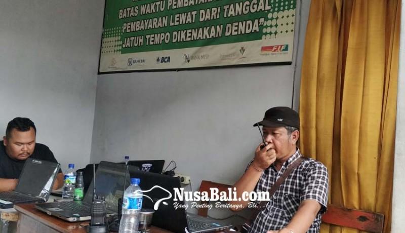 www.nusabali.com-puluhan-motor-nunggak-kredit-terjaring-di-pelabuhan-gilimanuk