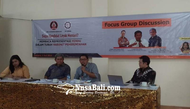 www.nusabali.com-eks-ketum-peradah-sodorkan-5-kandidat-menteri-dari-hindu