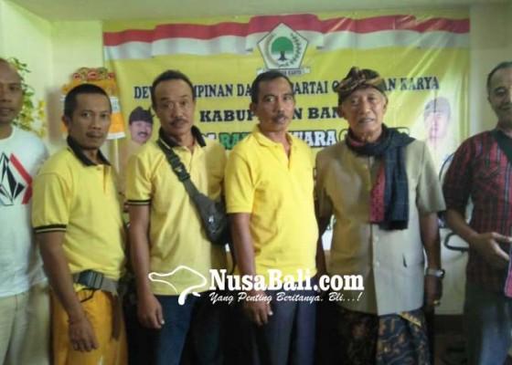 Nusabali.com - pk-golkar-se-bangli-rapatkan-barisan