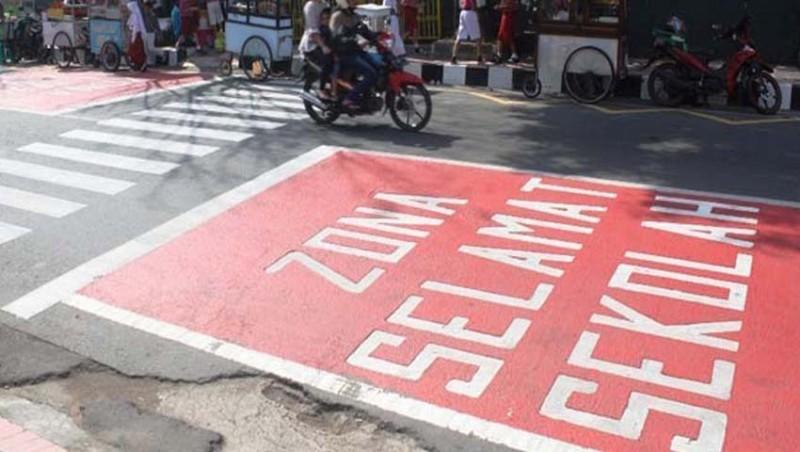 www.nusabali.com-dishub-denpasar-rancang-penambahan-zona-selamat-sekolah-di-empat-titik