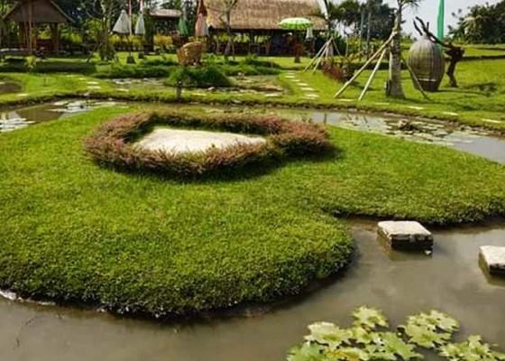 Nusabali.com - desa-wisata-bakas-kembangkan-spot-foto-selfie