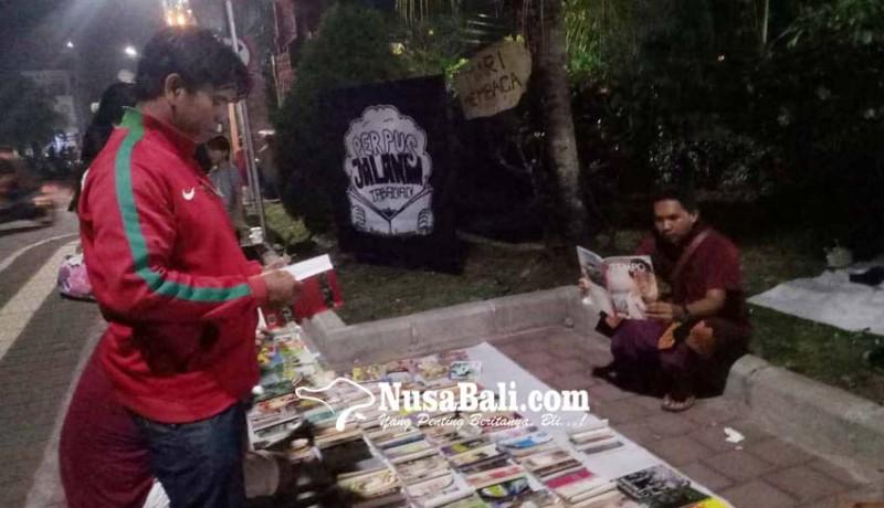www.nusabali.com-tabanan-miliki-perpustakaan-jalanan