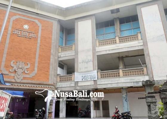 Nusabali.com - pd-pasar-akan-garap-pertokoan-suci