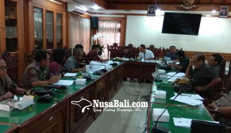 www.nusabali.com-pembahasan-perubahan-perda-pilkel-rampung