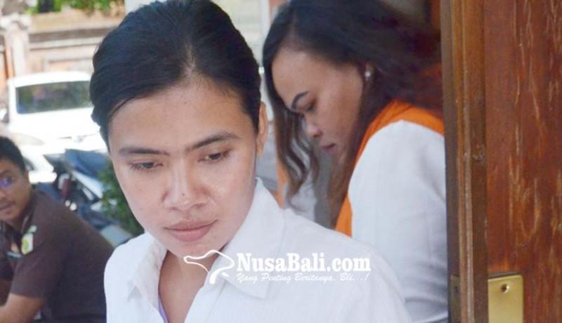 www.nusabali.com-divonis-3-tahun-ibu-bhayangkari-gadungan-pasrah
