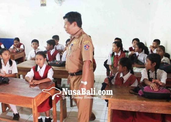 Nusabali.com - ppdb-sd-dilarang-pakai-test-calistung