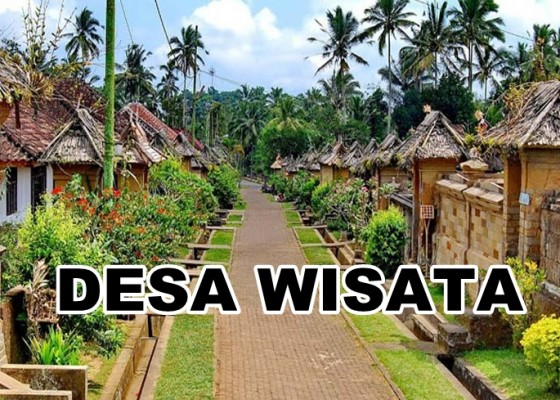 Nusabali.com - dispar-mantapkan-program-desa-wisata-melalui-bumdes