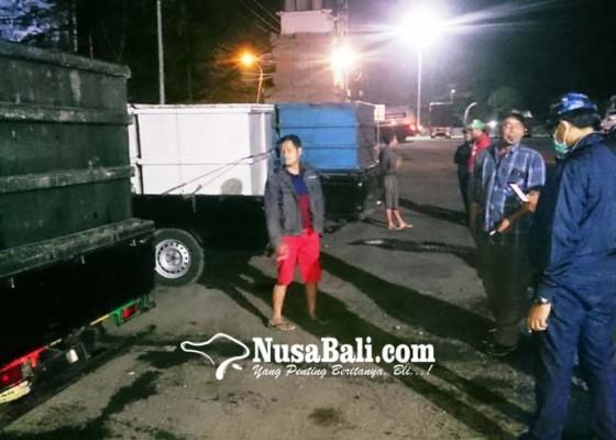 Nusabali.com - puluhan-ton-daging-ayam-ditolak