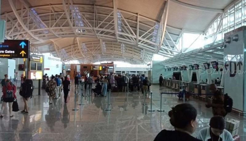 www.nusabali.com-penumpang-pesawat-masa-lebaran-turun-6-persen