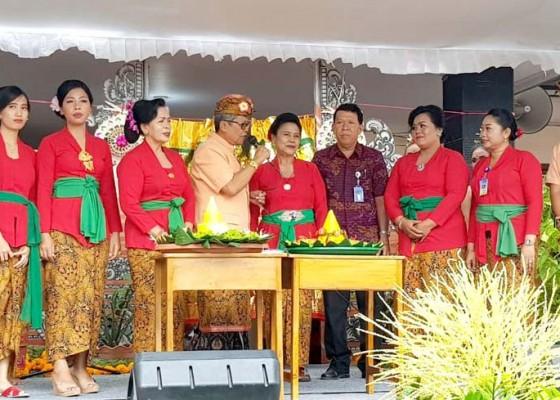 Nusabali.com - peringati-hut-ke-9-sekolah-pdn-lepas-131-siswa