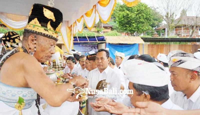 www.nusabali.com-panitia-hut-kota-amlapura-majaya-jaya