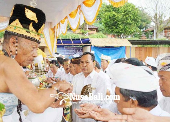 Nusabali.com - panitia-hut-kota-amlapura-majaya-jaya