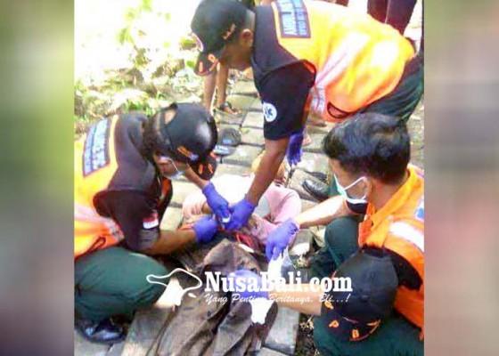 Nusabali.com - buruh-tewas-dalam-posisi-duduk-bersila