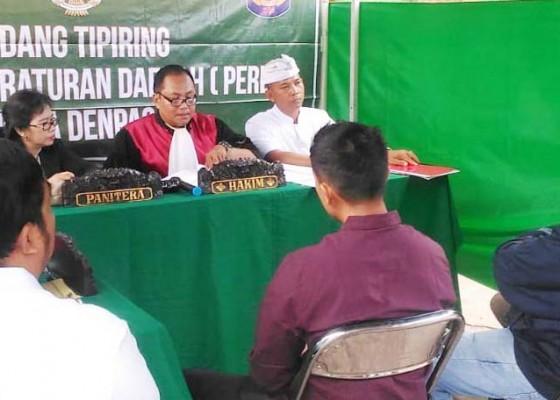 Nusabali.com - sidang-tipiring-digelar-di-pasar-badung