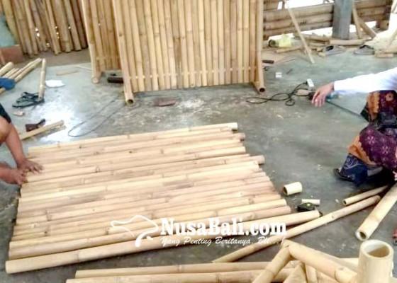 Nusabali.com - belega-kembangkan-wisata-berikon-bambu