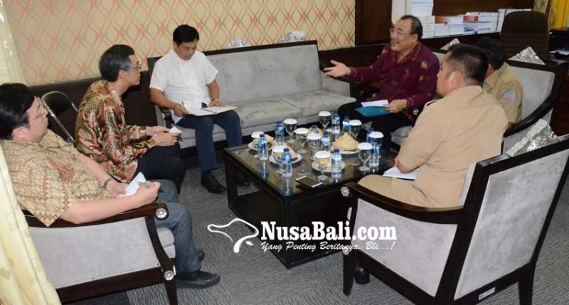 www.nusabali.com-konjen-rrt-temui-wakil-ketua-dprd-bali