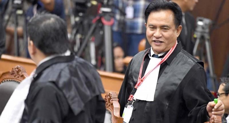 www.nusabali.com-yusril-pengadilan-bicara-bukti-bukan-asumsi