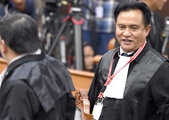 Nusabali.com - yusril-pengadilan-bicara-bukti-bukan-asumsi