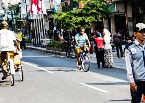 Nusabali.com - malioboro-bebas-kendaraan-bermotor