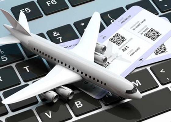 Nusabali.com - jumlah-penumpang-pesawat-turun-205
