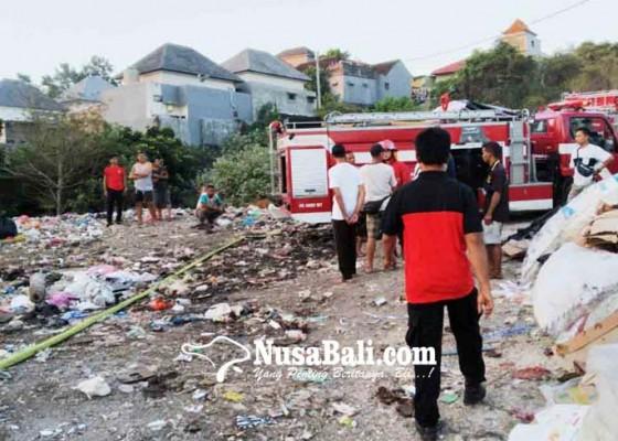 Nusabali.com - tps-ilegal-terkuak-setelah-kebakaran