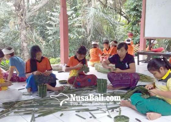 Nusabali.com - desa-pesedahan-gelar-pasraman-selama-21-hari