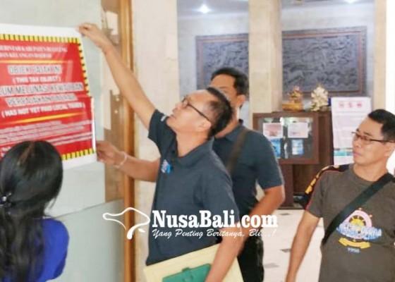 Nusabali.com - dua-hotel-dapat-peringatan-keras