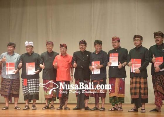 Nusabali.com - koster-launching-pergub-bulan-bung-karno-di-bali