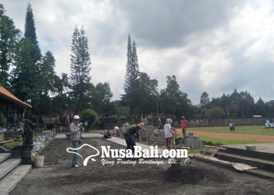 Nusabali.com - lapangan-kapten-mudita-dipaving