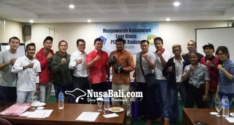 www.nusabali.com-charlie-ketua-pertina-badung