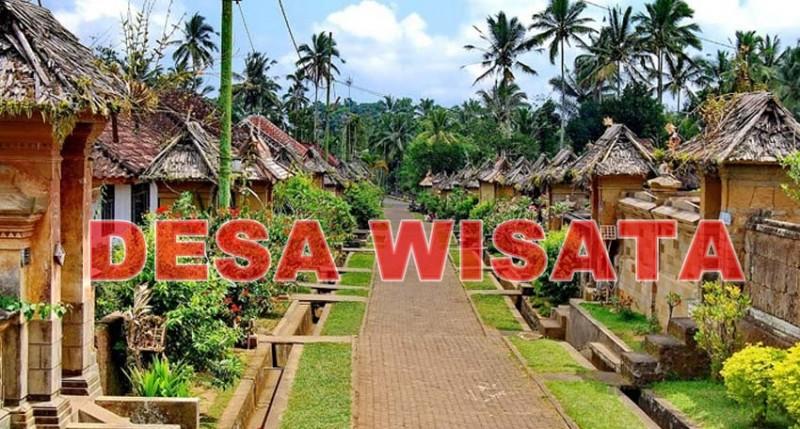 www.nusabali.com-industri-diminta-jadi-bapak-asuh-desa-wisata