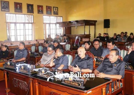 Nusabali.com - dewan-soroti-temuan-bpk-di-8-opd