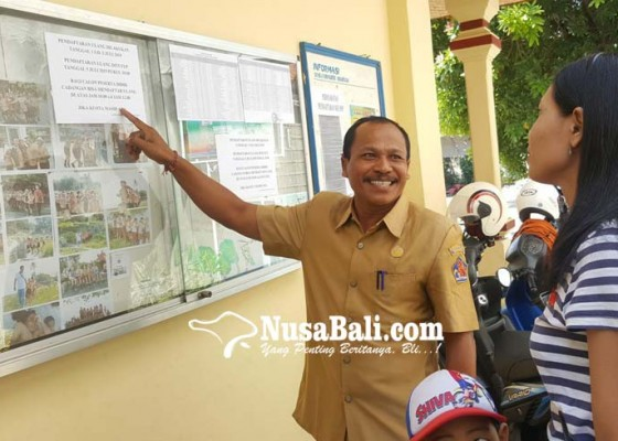 Nusabali.com - hasil-ppdb-sd-diumumkan