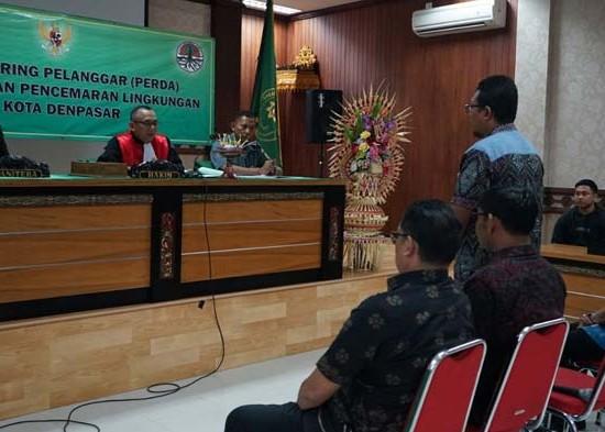 Nusabali.com - dinas-lhk-geram-13-pelanggar-mangkir-sidang