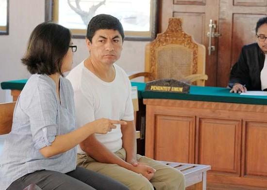 Nusabali.com - pn-denpasar-vonis-ringan-pengimpor-narkoba-kakap