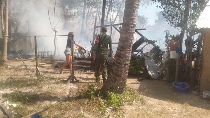 www.nusabali.com-5-gubuk-di-nusa-penida-ludes-terbakar